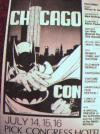Chicago Comicon Poster